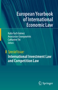 Cover International Investment Law and Competition Law