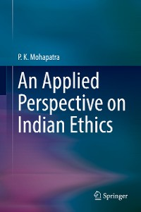 Cover An Applied Perspective on Indian Ethics