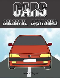 Cover Cars Colorful Cartoons
