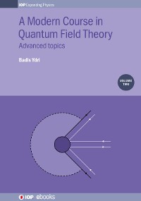 Cover A Modern Course in Quantum Field Theory, Volume 2