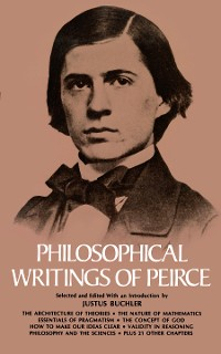 Cover Philosophical Writings of Peirce
