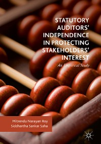 Cover Statutory Auditors' Independence in Protecting Stakeholders' Interest