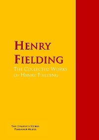 Cover The Collected Works of Henry Fielding