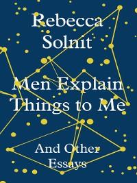 Cover Men Explain Things to Me