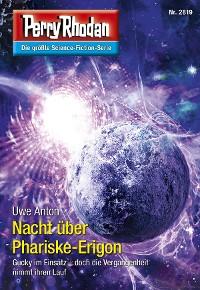 Cover Perry Rhodan 2819: Nacht über Phariske-Erigon (Heftroman)