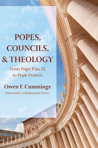 Cover Popes, Councils, and Theology