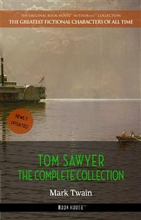 Cover Tom Sawyer: The Complete Collection