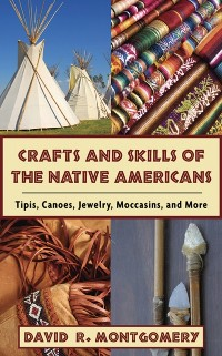 Cover Crafts and Skills of the Native Americans