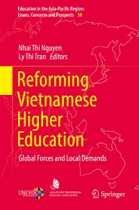 Cover Reforming Vietnamese Higher Education