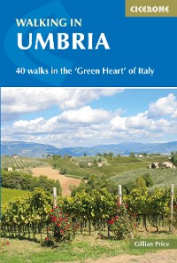 Cover Walking in Umbria