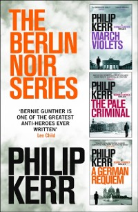 Cover Berlin Noir Series