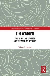 Cover Tim O'Brien