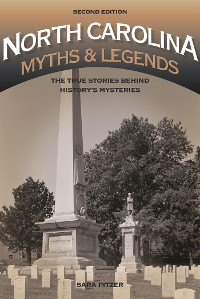 Cover North Carolina Myths and Legends