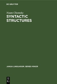Cover Syntactic Structures