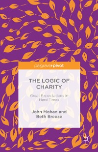 Cover The Logic of Charity