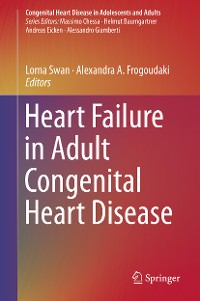 Cover Heart Failure in Adult Congenital Heart Disease