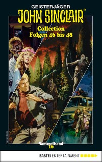 Cover John Sinclair Collection 16 - Horror-Serie
