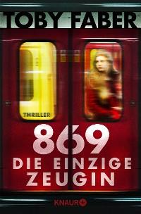 Cover 869 - Die einzige Zeugin