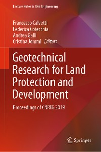 Cover Geotechnical Research for Land Protection and Development