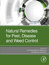 Cover Natural Remedies for Pest, Disease and Weed Control