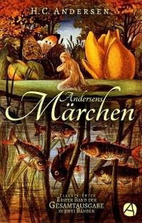 Cover Andersens Märchen. Erster Band