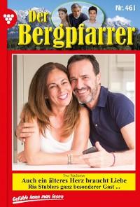 Cover Der Bergpfarrer 461 – Heimatroman
