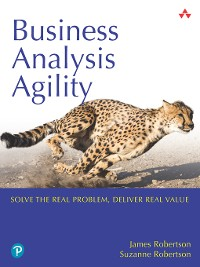 Cover Business Analysis Agility