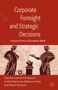 Cover Corporate Foresight and Strategic Decisions