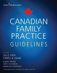 Cover Canadian Family Practice Guidelines