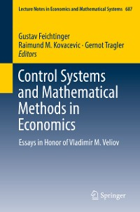 Cover Control Systems and Mathematical Methods in Economics