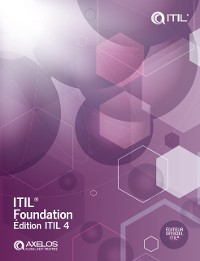 Cover ITIL(R) Foundation, edition ITIL 4