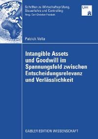 Cover Intangible Assets und Goodwill im Spannungsfeld zwischen Entscheidungsrelevanz und Verlässlichkeit