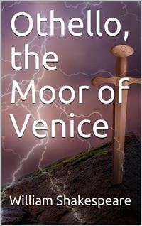 Cover Othello, the Moor of Venice