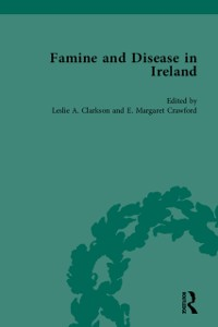 Cover Famine and Disease in Ireland, vol 4