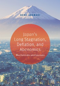 Cover Japan's Long Stagnation, Deflation, and Abenomics