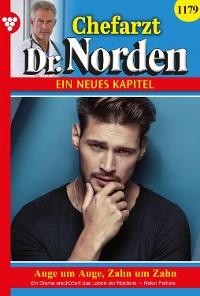Cover Chefarzt Dr. Norden 1179 – Arztroman