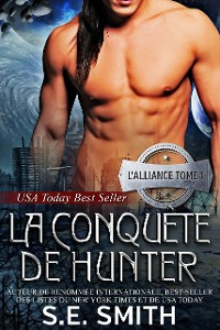 Cover La Conquête de Hunter