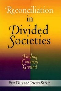 Cover Reconciliation in Divided Societies
