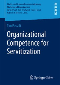 Cover Organizational Competence for Servitization