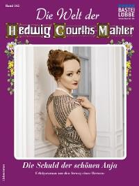 Cover Die Welt der Hedwig Courths-Mahler 542 - Liebesroman