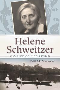 Cover Helene Schweitzer