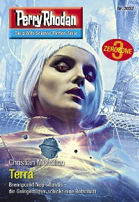 Cover Perry Rhodan 3052: Terra