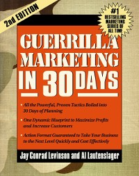 Cover Guerrilla Marketing in 30 Days