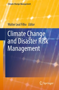 Cover Climate Change and Disaster Risk Management