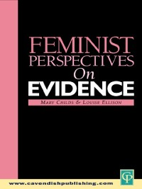 Cover Feminist Perspectives on Evidence