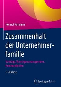 Cover Zusammenhalt der Unternehmerfamilie