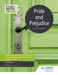 Cover Study and Revise for GCSE: Pride and Prejudice