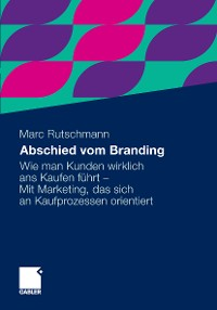 Cover Abschied vom Branding