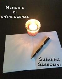 Cover Memorie di un'innocenza