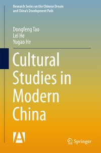 Cover Cultural Studies in Modern China